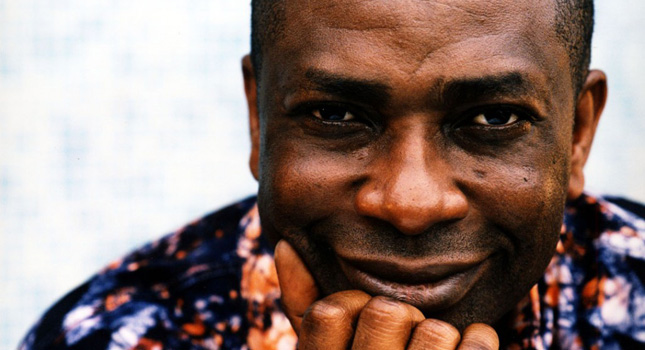 Youssou N'Dour with the Fathy SalamaOrchestra