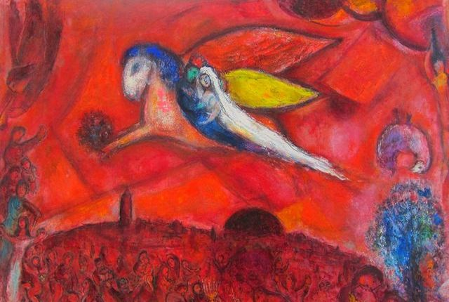 The Chagall Museum in Nice: the feeling oflife