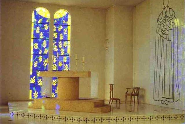 Chapelle du Rosaire byMatisse
