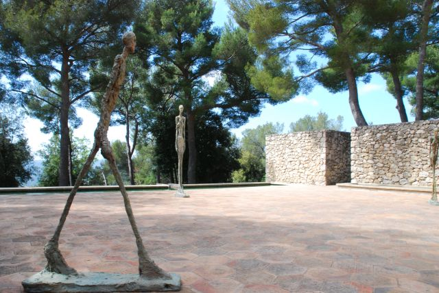 The Maeght Foundation That S How The Light Gets In