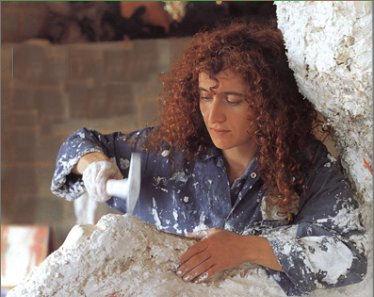 Sophie Ryder at Yorkshire SculpturePark