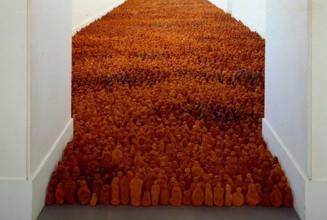 Gormley's <em>Field for the British Isles</em>revisited