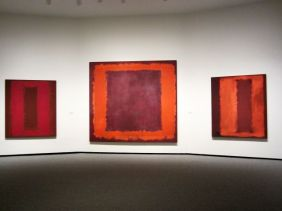 Mark Rothko Untitled (Seagram Mural) 1959