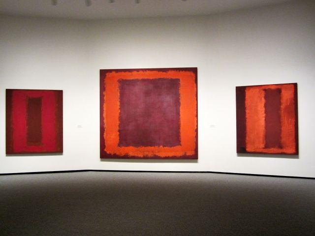 Rothko at theTate