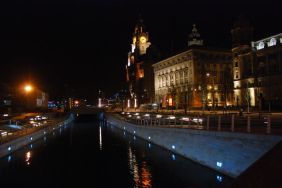 Pier Head canal link 2