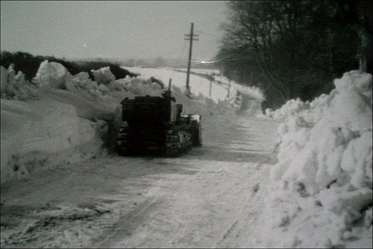 Snow in March 1963