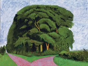 David Hockney: Bigger Trees Near Warter, Summer