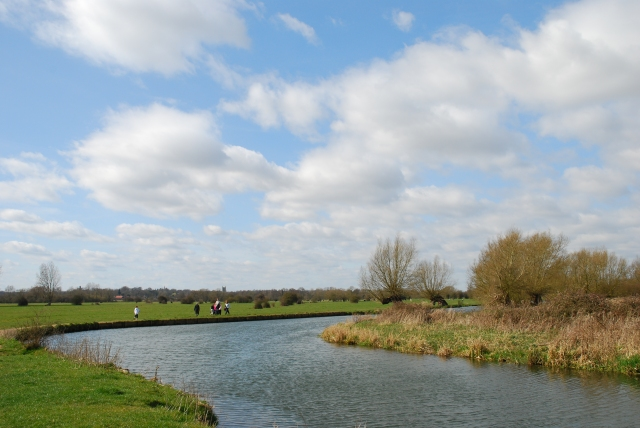 The Stour today