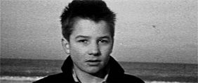400 Blows final freeze-frame