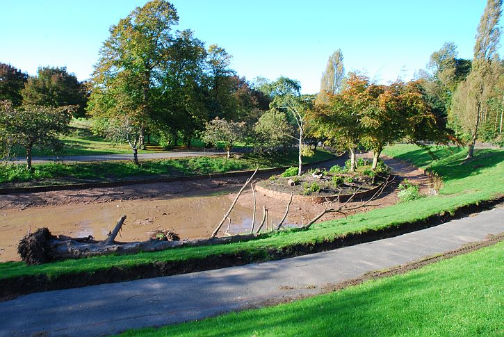 Sefton Park renovation autumn 2008 8