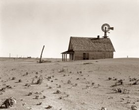 Dust Bowl Farm