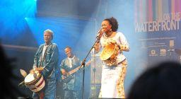 Oumou Sangere: On the Waterfront
