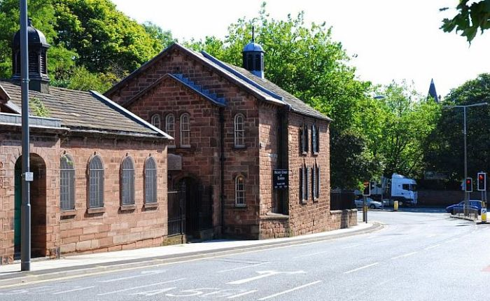 The Ancient Chapel ofToxteth