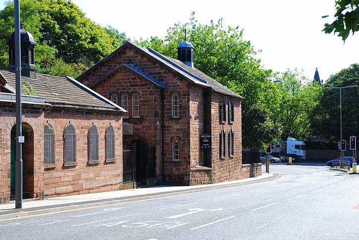 Toxteth chapel