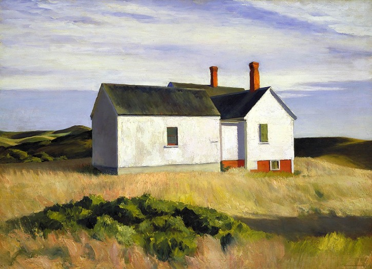 Edward Hopper, Ryder's House, 1933