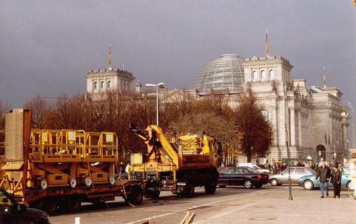 Bundestag clear up