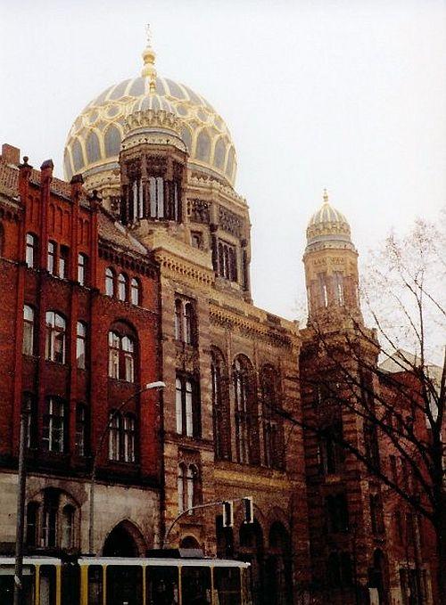 Neue Synagogue