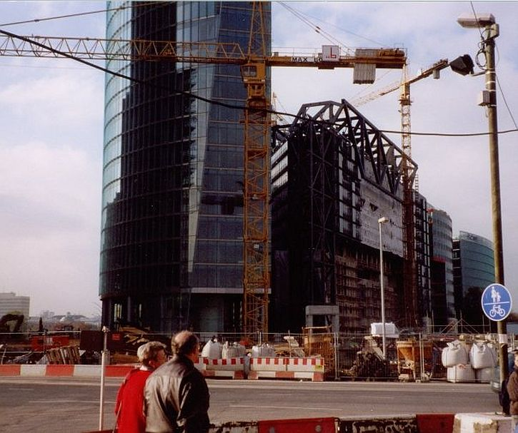 Potsdamer Platz 1999 2