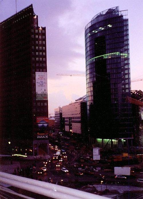 Potsdamer Platz 1999