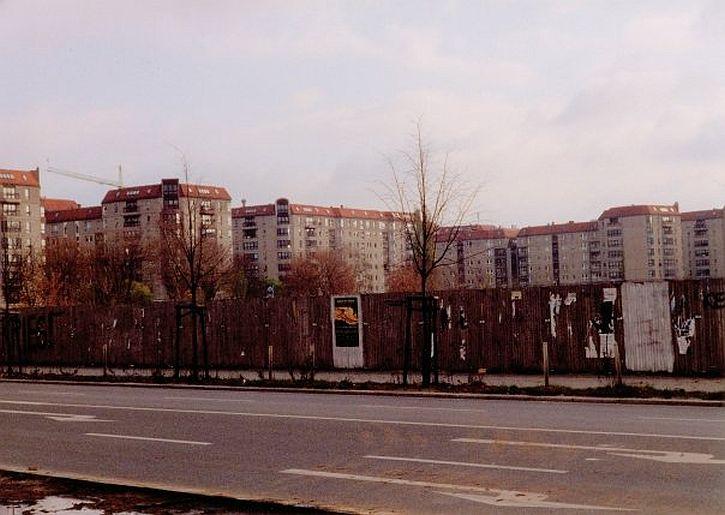 Site of Hitler Bunker