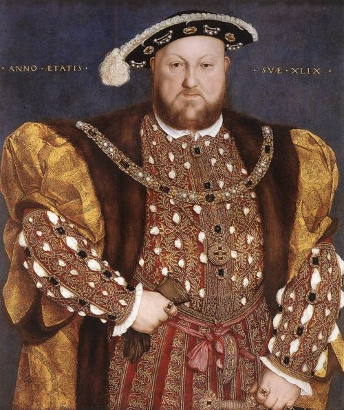 Hans Holbein the Younger Portrait of Henry VIII