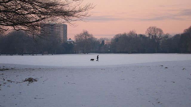 Sefton Park through theseasons