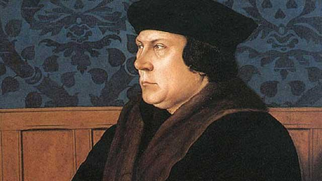 Thomas Cromwell by Hans Holbein crop