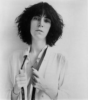Patti Smith, Robert Mapplethorpe,1975