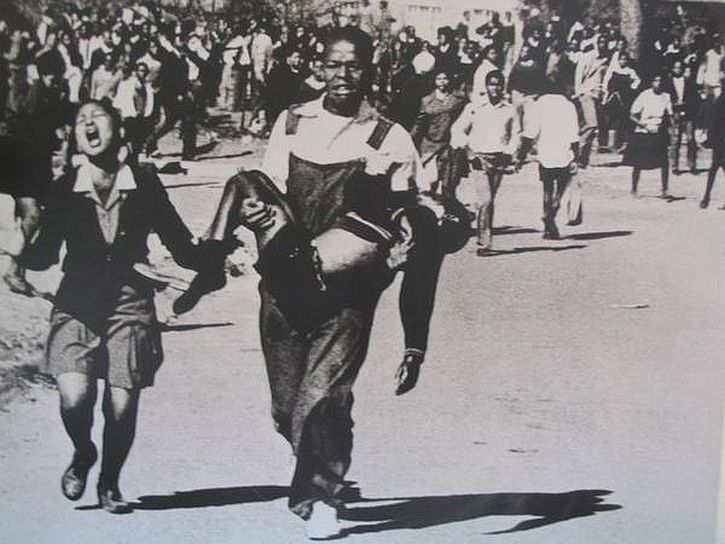Soweto uprising Sam Nzima's photo of Hector Pieterson