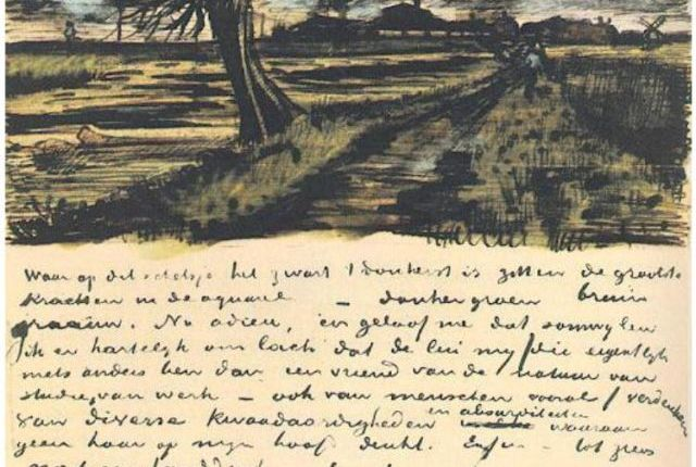 The real Van Gogh: the artist and hisletters