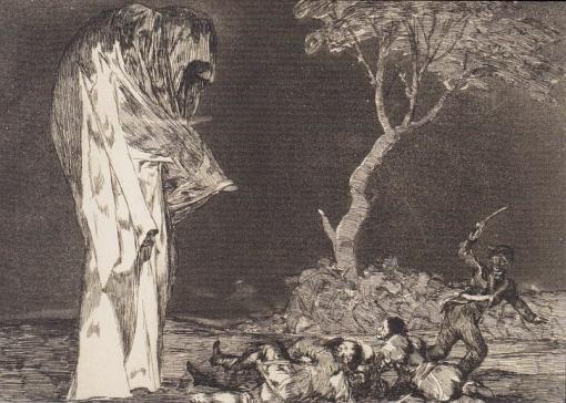 Goya, The Folly of Fear