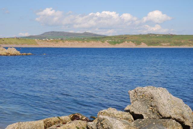 Mynydd Rhiw from Porth Meudwy