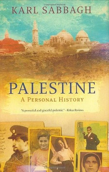 Palestine A Personal History