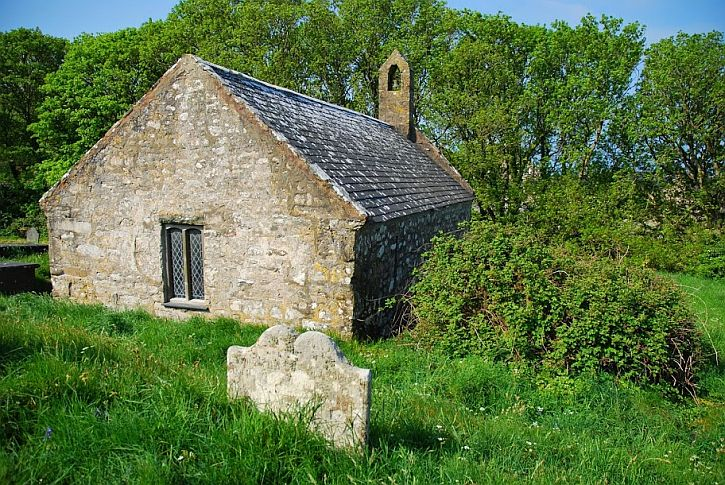 Pistyll church
