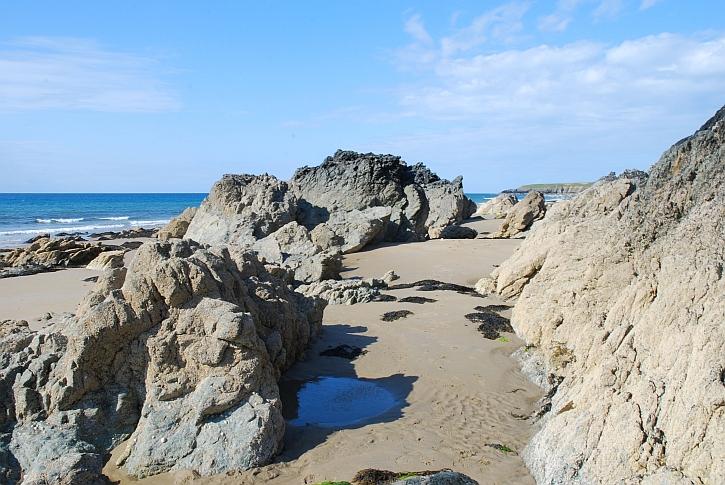 Towyn beach
