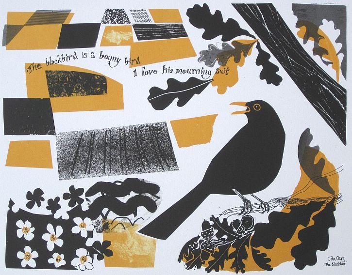 Carry Ackroyd Blackbird