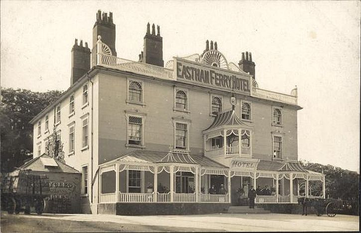 Eastham Ferry Hotel