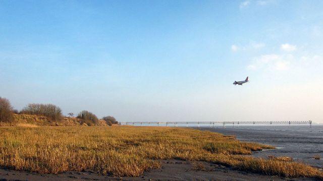 Mersey estuary