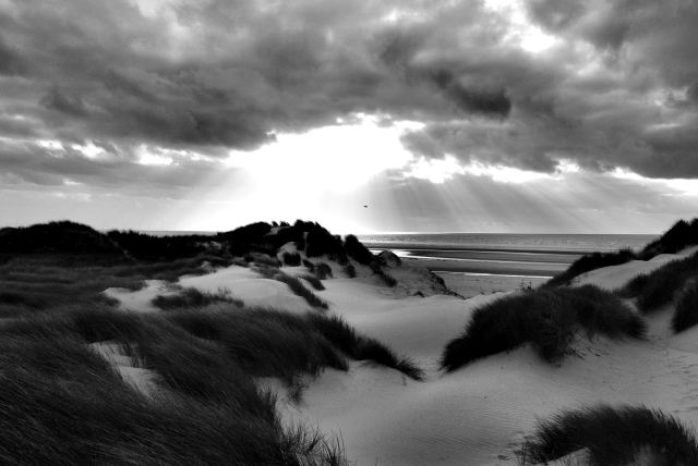 Formby Point dunes