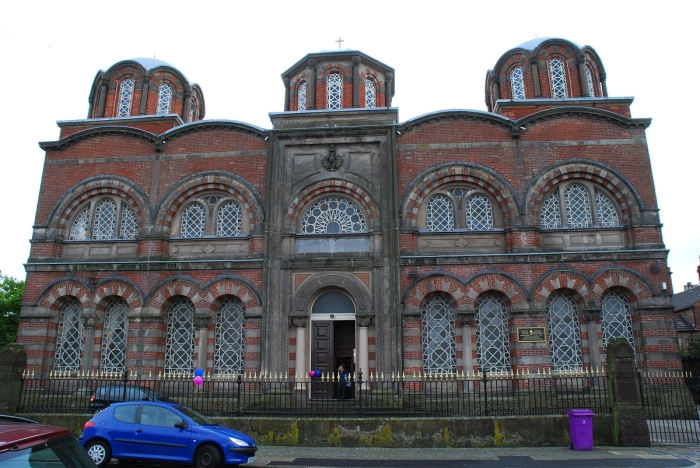 Heritage Open Day visits to a Greek Orthodox church and Liverpool's oldest building