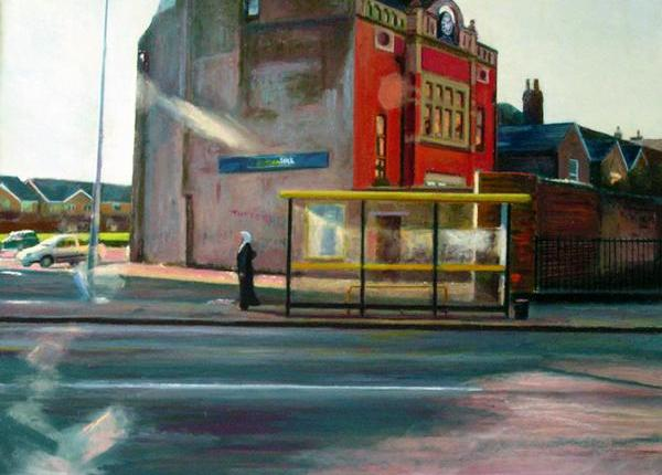 Local scenes: the work of Jon Pountain