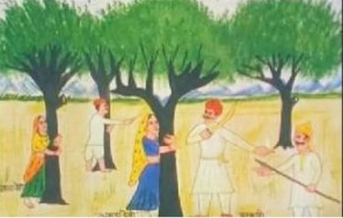 """chipco movement The chipko movement was started in the northern himalayan segment of uttar pradesh, the area that is well known as uttarakhand the word """"chipko"""" refers """"to stick"""" or """"to hug"""" the name of the movement comes from a word meaning """"embrace"""": where the villagers hug the trees, saving ."""