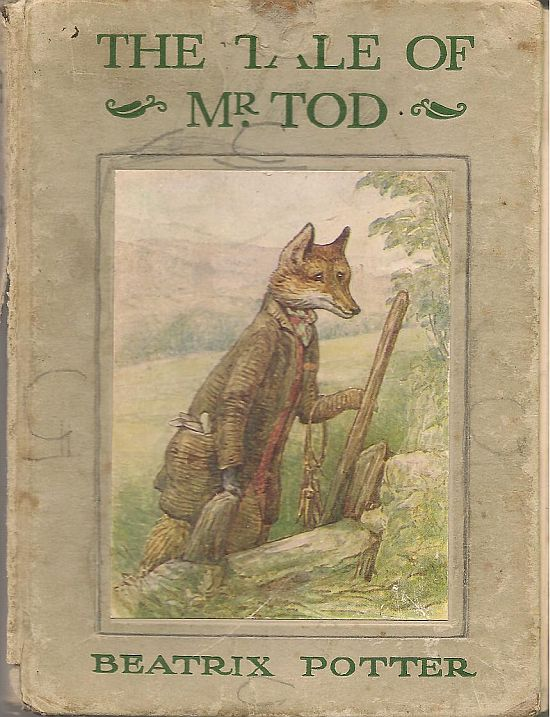 The Tale of Mr Tod cover