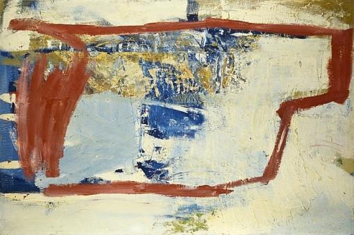 Peter Lanyon, Solo Flight, 1959