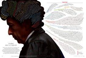 Inside Dylan's brain
