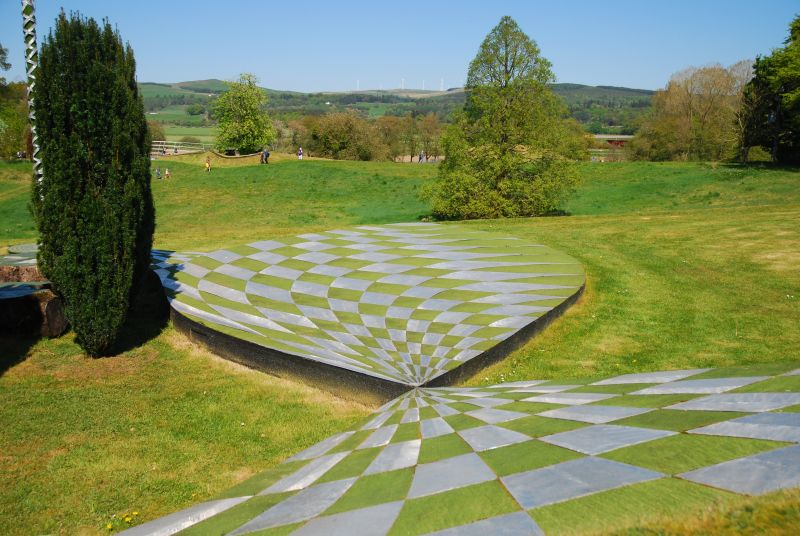 The Garden Of Cosmic Speculation Thats How Light Gets In