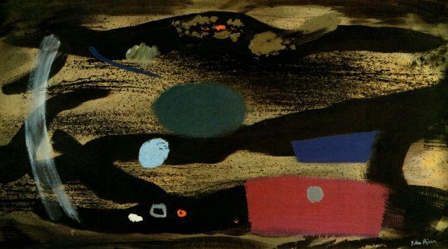John Piper Garn Fawr 1962