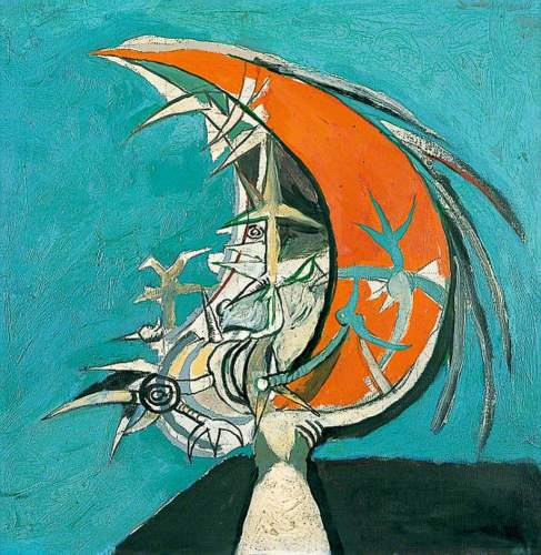 Graham Sutherland, Thorn Head, 1949