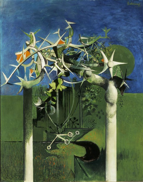 Graham Sutherland Thorn Tree (1945)