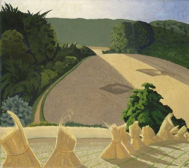 John Nash The Cornfield
